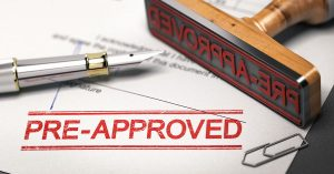 differences of a pre-approval letter